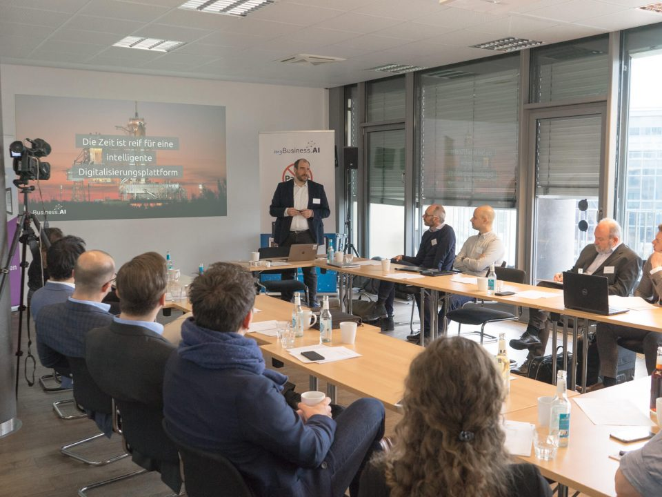 myBusiness.AI Partnertag am 12.02.2019 in Köln